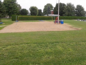 Terrain-Volley Ball 1